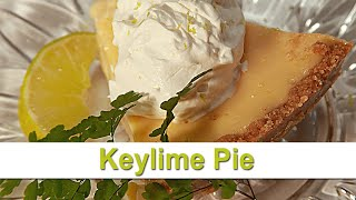 Keylime Pie | How to make an award winning KeylimePie (Video Recipe)