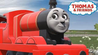 Meet the Joker of the Steam Team | Thomas and Friends