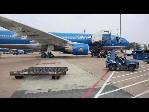 Review: Vietnam Airlines Intercontinental flight Economy MEL-SGN Airbus A330