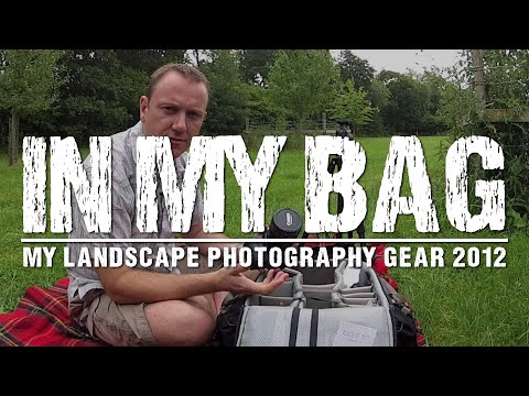 Landscape Photography Equipment