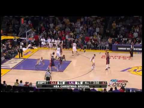 NBA Christmas Game Day - Los Angeles LAKERS vs Cleveland CAVALIERS _ 11/11