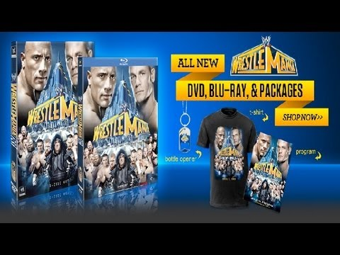 WWE WrestleMania 29 DVD Review