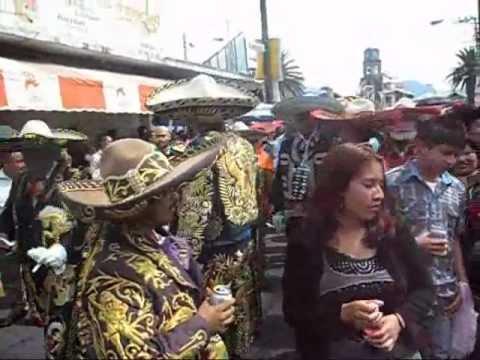 Carnaval Santa María Aztahuacan 2012