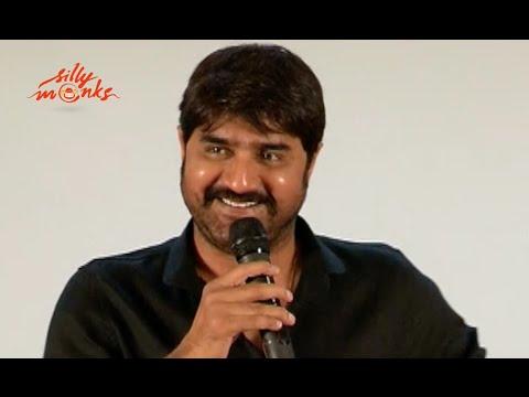Srikanth Speech @ Terror Movie Trailer Launch