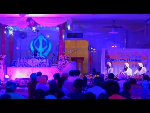 Day 2 | Bhai Harcharan Singh Khalsa | Dasmesh Pita Semagam | Gs Kampar | Hd video