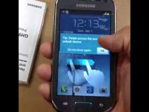 Metro Pcs Samsung Galaxy Exhibit Or Galaxy S3 Mini
