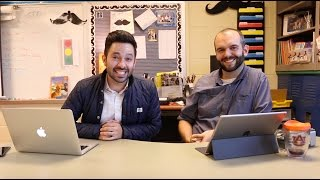 How One Teacher Uses an iPad Pro in the Classroom | The Foojee Show Episode 12