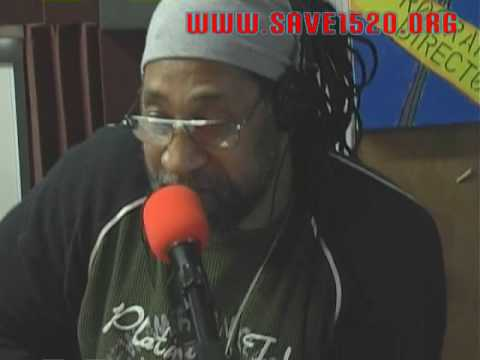 HIP HOP101 & DJ KOOL HERC.. SAVE 1520.ORG Video