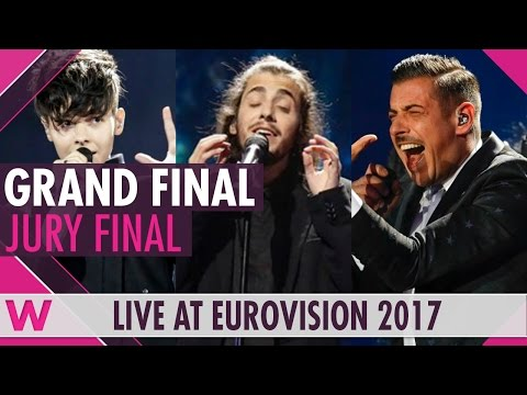 Eurovision 2017: Jury Final review — our winners | wiwibloggs