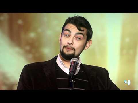 #ArabsGotTalent - S2 - Ep4 - مكسيم الشامي