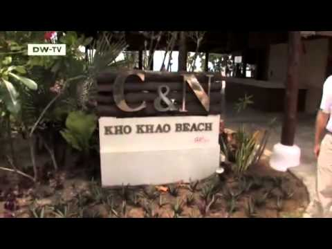 Green Tourism - Climate protection on an island in Thailand | Global 3000