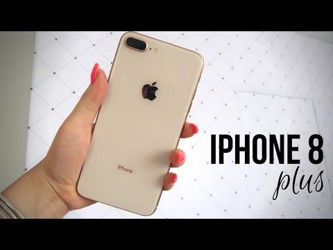 TUDO sobre meu iPhone 8 PLUS + meus apps!