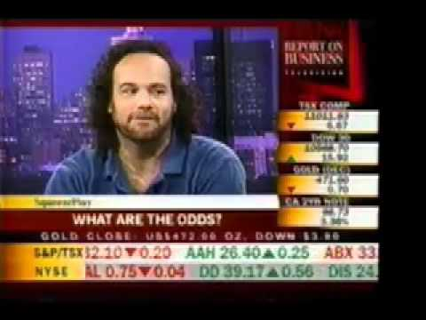 Jeffrey Rosenthal interviewed about probabilities