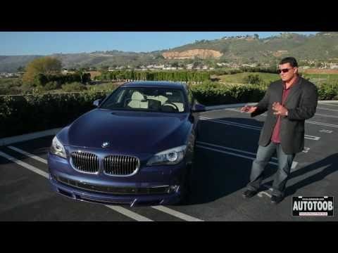 2011 BMW Alpina B7 Review