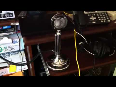 Resurrected CB radio base station
