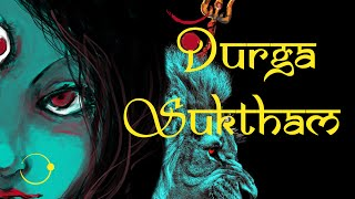 """Durga Suktham"" - Sacred Chants - Durga Suktam - Peaceful Durga Mantra"