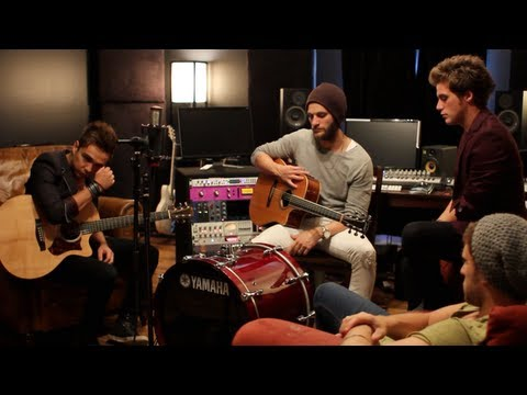 One Direction - What Makes You Beautiful/One Thing/Gotta Be You (acoustic cover by Anthem Lights) Music Videos