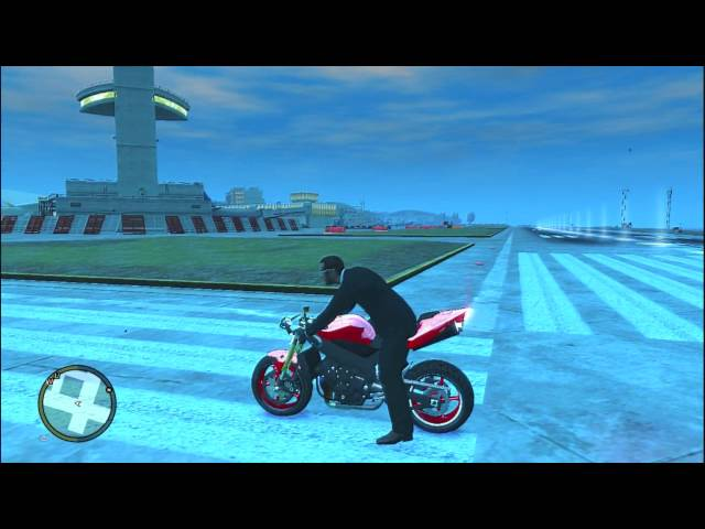 GTA IV MOTOS HD