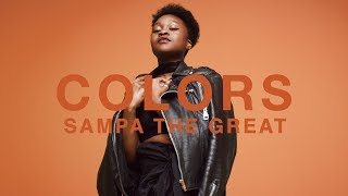 Sampa The Great - Rhymes To The East | A COLORS SHOW