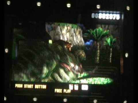 Lost World Jurassic Park: Stage 5 - Something Has Survived