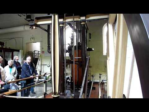 Kew Steam Engine Museum Easton & Amos steam engine a