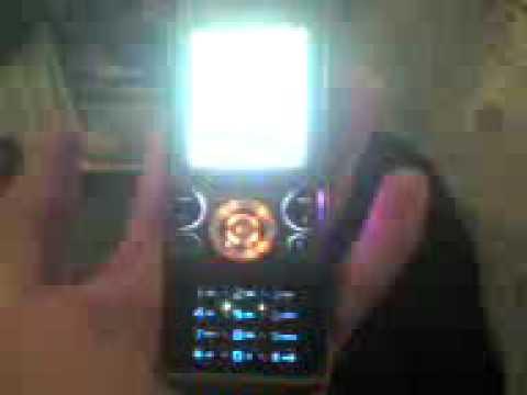 [Tutorial] Como Activar Los Menus Flash en su Sony W580I