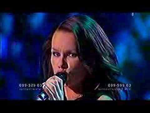 Linda Bengtzing - Jag ljuger så bra @ Globen 2006