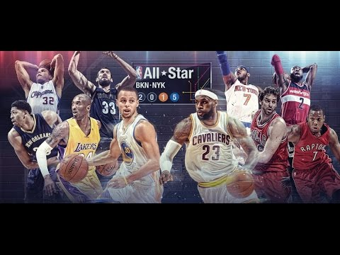 2015 All Star Weekend Mix