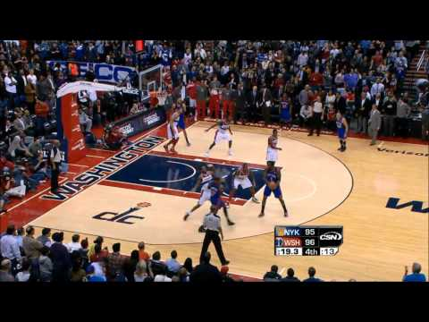 Carmelo Anthony Game Winning Shots as a Knick