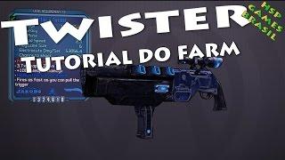 Como conseguir a Twister: arma mais rara de Borderlands 2