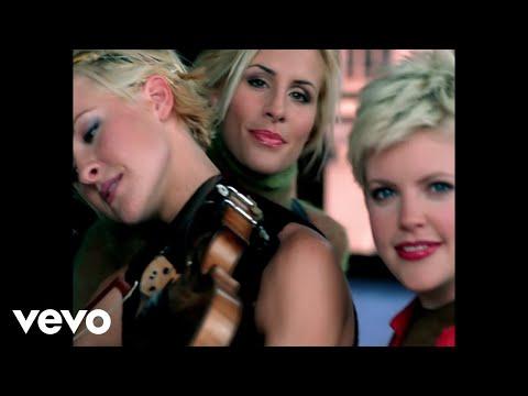 Dixie Chicks - Cowboy Take Me Away video
