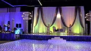 DJ Impact and DBI : Hyatt Regency Houston with Starlit Dance floor and video mixing package