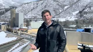 Austen Schendler, VP of Sustainabilty, Aspen Skiing Company