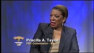 Politically Speaking: Mayor Priscilla Taylor