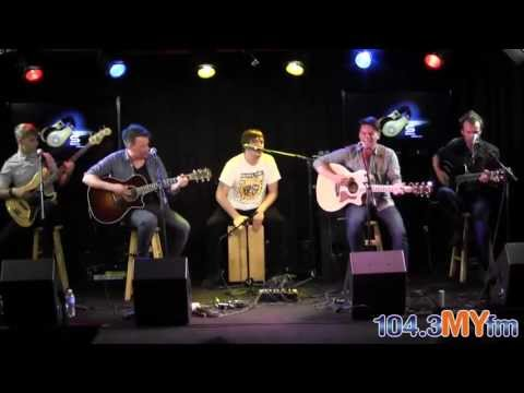 "The Dunwells ""Follow The Road"" Live Acoustic Performance"