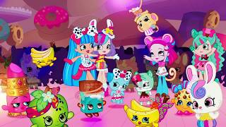 SHOPKINS Wild Style | Why Not Go Wild Reprise SONG | Videos For Kids