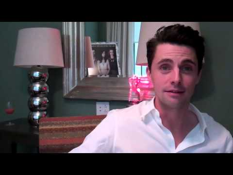 STOKER Interview: Matthew Goode