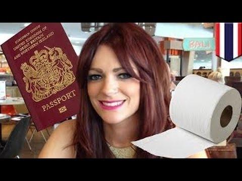 Британке отказали во въезде в Таиланд за использование паспорта в качестве туалетной бумаги