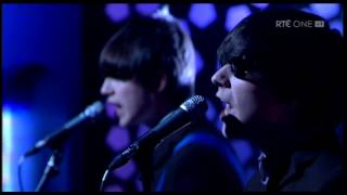 The Strypes - Blue Collar Jane (The Late Late Show 24-11-2012)