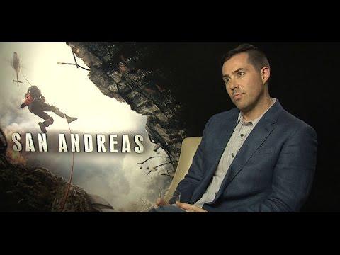 San Andreas - Intervista Al Regista Brad Peyton