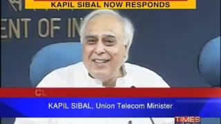 Sibal responds to Huawei controversy