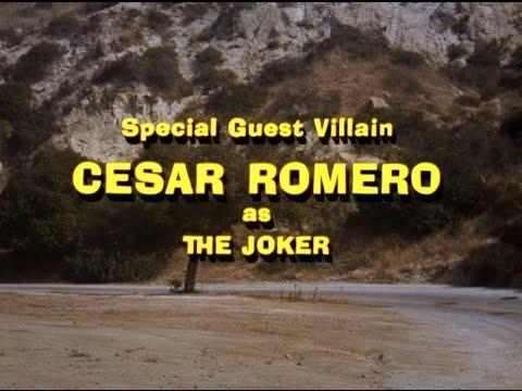 Cesar Romero The Joker is Wild Cesar Romero as The Joker in