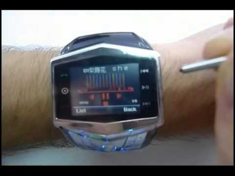Amazing Future Tech: Watch Phone