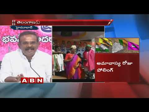TRS MP Boora Narsaiah Goud Criticize DK Aruna over comments on KCR