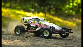 Tamiya Frog - The History of RC Buggies - Build and Run!