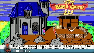 Kings Quest III: To Heir Is Human - Official Trailer 1987