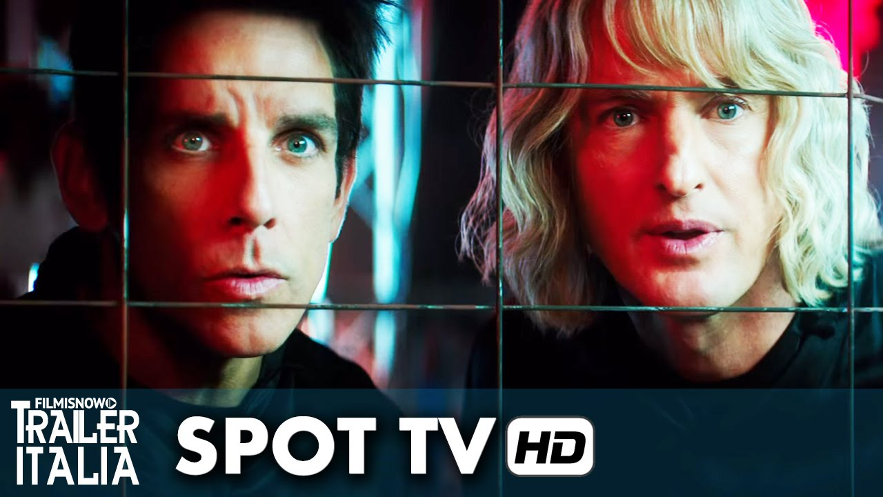 "ZOOLANDER 2 - Spot TV ""No.2"" (in versione originale) [HD]"