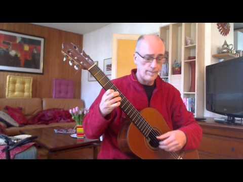 Хулио Сальвадор Сагрегас - Op.28-Sonatina-Estudio No.3