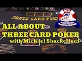 All About Three Card Poker with Michael
