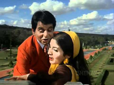 Saare Shaher Mein .. Dilip KumarLeena Superhit Song .. Bairaag...